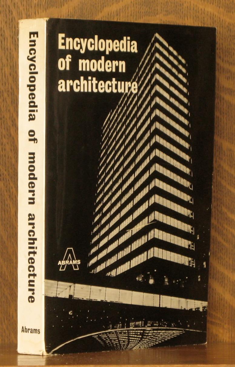 Modern Architecture Encyclopedia encyclopedia modern architecturehatje gerd - abebooks