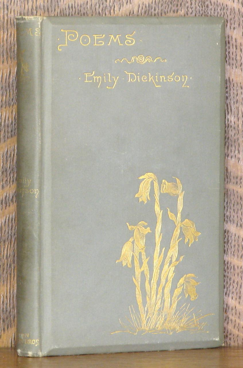 Poems De Emily Dickinson Roberts Brothers Hardcover