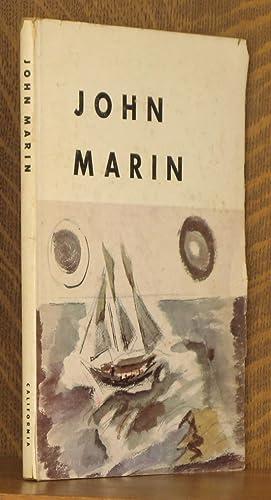 JOHN MARIN: William Carlos Williams, Duncan Phillips, MacKinley Helm, et al