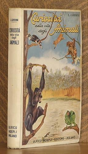 CURIOSITA NELLA VITA DEGLI ANIMALI: Luigi Ghidini
