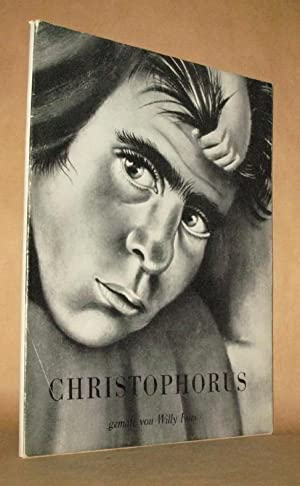 CHRISTOPHORUS, Gemalt von Willy Fries