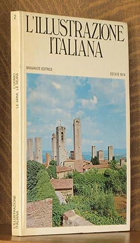 L'ILLUSTRAZIONE ITALIANA 2 L'UOMO, LE ARMI, LE: anonymous