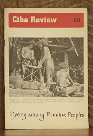 CIBA REVIEW NO. 68 JUNE, 1948 - DYING AMONG PRIMITIVE PEOPLES: A. Buhler