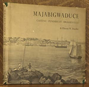 MAJABIGWADUCE, CASTINE, PENOBSCOT, BROOKSVILLE: Ellenore W. Doudiet