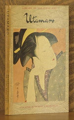 KITAGAWA UTAMARO (1753-1806): Text by Ichitaro