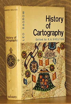 HISTORY OF CARTOGRAPHY: Leo Bagrow, Revised