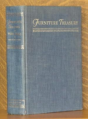 FURNITURE TREASURY (MOSTLY OF AMERICAN ORIGIN) VOLUMES I & II IN ONE - UNABRIDGED: Wallace ...