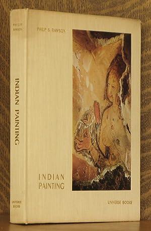 INDIAN PAINTING: Philip S. Rawson