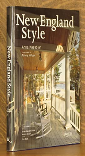 New England Style: Anna Kasabian, Foreword by Tommy Hilfiger
