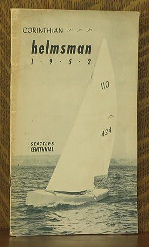 CORINTHIAN HELMSMAN 1952 SEATTLE'S CENTENNIAL: anonymous