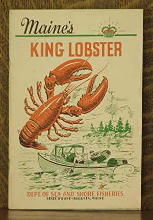MAINE'S KING LOBSTER: George H. Taylor & Robert L. Dow