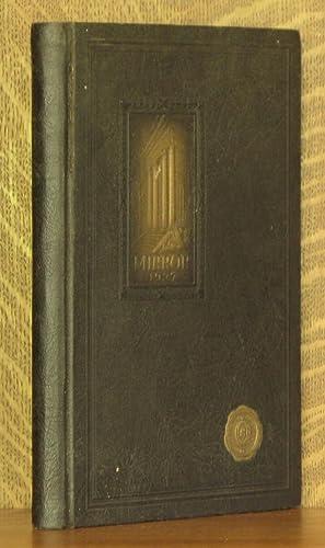 THE MIRROR, 1927, BATES COLLEGE, LEWISTON, MAINE: anonymous
