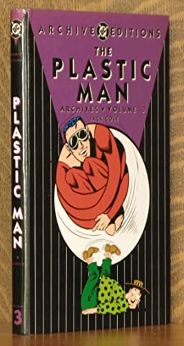 The Plastic Man Archives, Vol. 3 (DC Archive Editions): Jack Cole