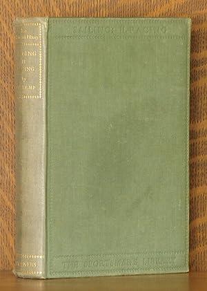 SAILING II. RACING (THE SPORTSMAN'S LIBRARY): P. K. Kemp