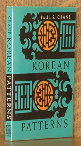 KOREAN PATTERNS: Paul S. Crane