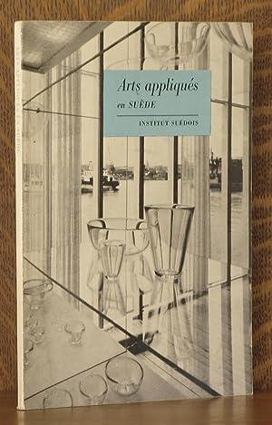 ARTS APPLIQUES EN SUEDE: Arthur Hald
