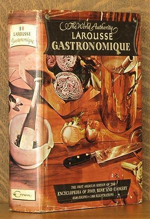 Larousse Gastronomique The Encyclopedia of Food, Wine: Prosper Montagne