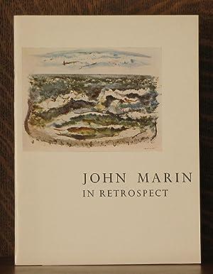 John Marin in Retrospect - an exhibition: Hermann Warner Williams