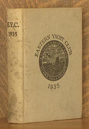 EASTERN YACHT CLUB ANNUAL 1935: anonymous