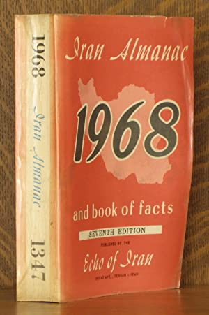 IRAN ALMANAC AND BOOK OF FACTS 1968: anonymous