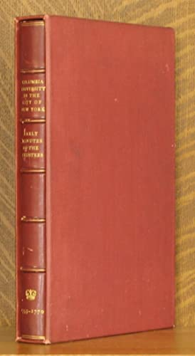 MINUTES OF THE GOVERNORS OF THE COLLEGE OF THE PROVINCE OF NEW YORK IN THE CITY OF NEW YORK IN ...