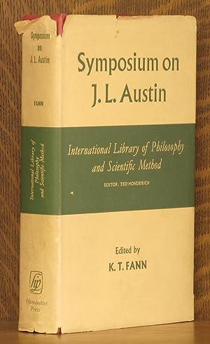 SYMPOSIUM ON J.L. AUSTIN: K.T Fann