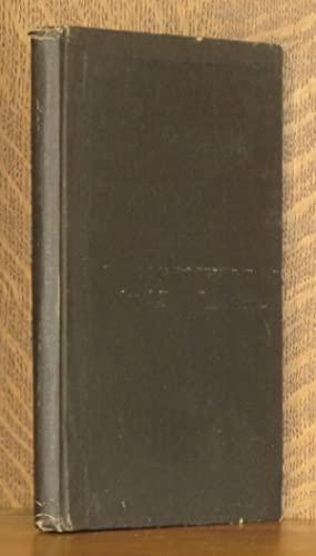 JOSEPHUS - THE MAN AND THE HISTORIAN: H. St. John Thackeray, preface by George Foot Moore