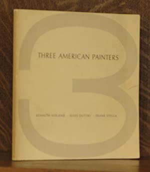THREE AMERICAN PAINTERS, KENNETH NOLAND, JULES OLITSKI, FRANK STELLA: Michael Fried