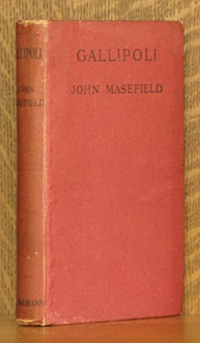 GALLIPOLI: John Masefield