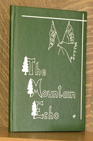 THE MOUNTAIN ECHO - GEORGE STEVENS ACADEMY, BLUE HILL MAINE 1961 YEARBOOK: Edited by Carol Moon and...