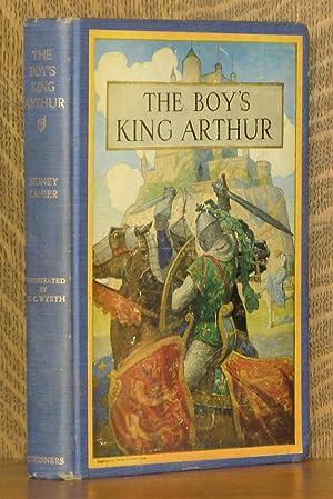THE BOY'S KING ARTHUR: Thomas Malory, edited by Sidney Lanier, illustrated by N. C. Wyeth