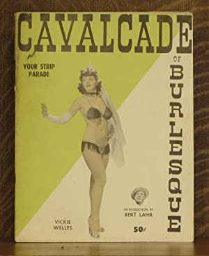 CAVALCADE OF BURLESQUE, VOL. 1, NO. 4, SEPTEMBER 1952: edited by George F. Nonamaker