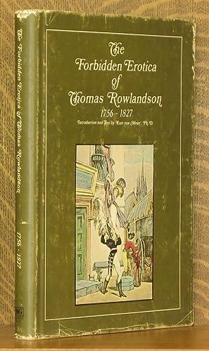 INTRODUCING THE FORBIDDEN EROTCA OF THOMAS ROWLANDSON: Kurt von Meier