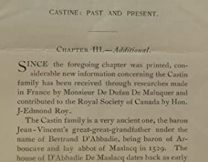 CASTINE PAST AND PRESENT: George Augustus Wheeler