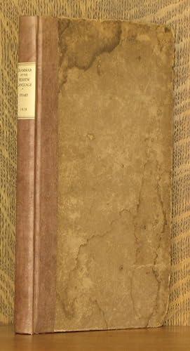 A GRAMMAR OF THE HEBREW LANGUAGE: Moses Stuart