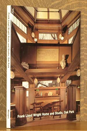 Frank Lloyd Wright Home and Studio, Oak Park (Opus 23) (Opus, Vol. 23): Elaine Harrington, ...