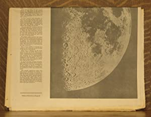 "NEW YORK TIMES - THURSDAY JULY 17, 1969 - ""ASTRONAUTS SPEEDING TOWARD THE MOON"" WITH ..."