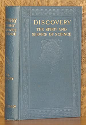 DISCOVERY OR THE SPIRIT AND SERVICE OF SCIENCE: R.A. Gregory
