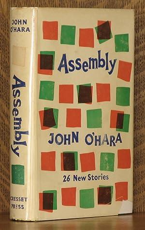 ASSEMBLY: John O'Hara