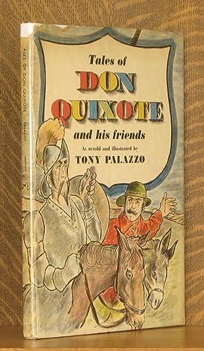 TALES OF DON QUIXOTE: Tony Palazzo