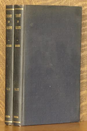 THE THEORY OF GROUPS - 2 VOL. SET (COMPLETE): A. G. Kurosh
