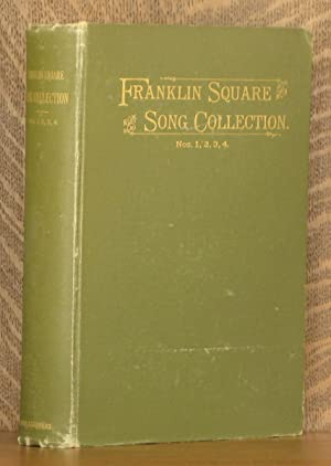 FRANKLIN SQUARE SONG COLLECTION, NO. 1, 2, 3, 4 (INCOMPLETE SET): edited by J. P. McCaskey