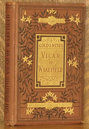 THE VICAR OF WAKEFIELD: Oliver Goldsmith, illustrated by George Thomas