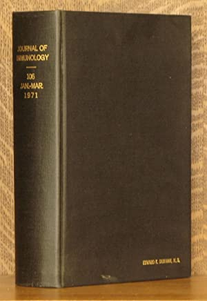 THE JOURNAL OF IMMUNOLOGY, 106, JAN-MAR 1971 (BOUND IN ONE VOL.): various