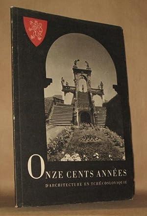 ONZE CENTS ANNEES D'ARCHITECTURE EN TCHECOSLOVAQUIE: Vaclav Mencl