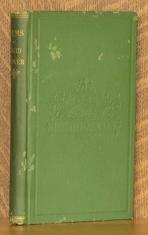 POEMS BY DAVID BARKER: David Barker, John E. Godfrey