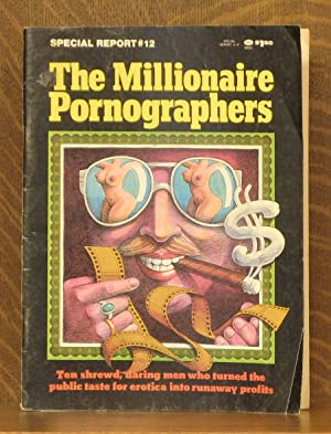 ADAM SPECIAL REPORT #12, THE MILLIONAIRE PORNOGRAPHERS, FEBRUARY 1977: edited by Dick Robb