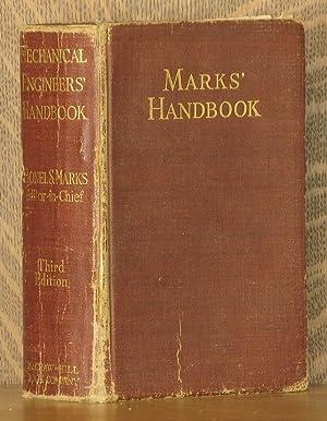MECHANICAL ENGINEER'S HANDBOOK: Lionel S. Marks