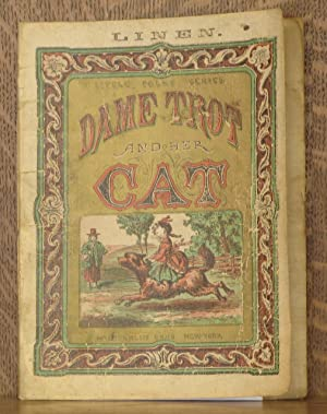 DAME TROT AND HER CAT [LINEN]: anonymous
