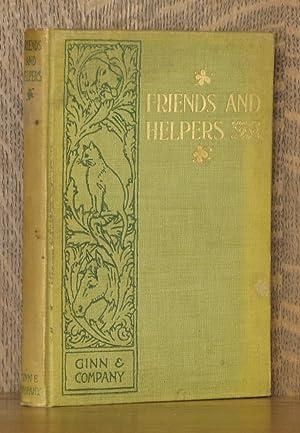FRIENDS AND HELPERS: Sarah J. Eddy